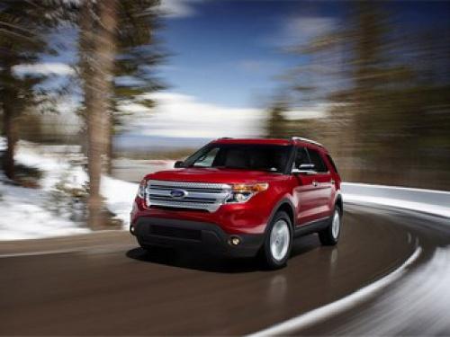 Ford Explorer 2013 фото